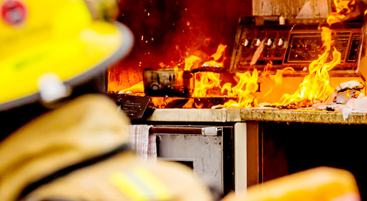 Kitchen Fire Safety Tips Dapoaden